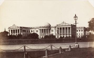 Government House, Calcutta, 1858-61.