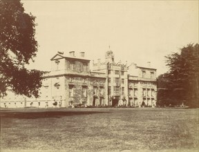 Wilton House from the Grounds, 1850s.