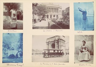 Album of 131 Views of a French Family & Their Travels, 1880s-1900s.