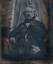 Louis-Jacques-Mandé Daguerre, ca. 1844.