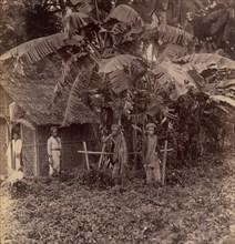 Batavia, 1860s-70s.