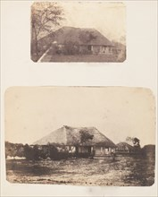 Our House at Umballa, 1850s.