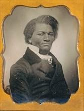 Frederick Douglass, ca. 1855.