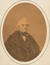 Professor Samuel F. B. Morse, LL.D., 1850s.
