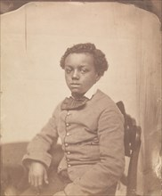 Portrait of a Youth, 1850-60s.