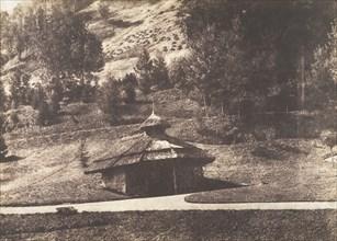 Rustic Pavilion at Eaux-Bonnes, 1854.