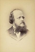 Marshall C. Claxton, 1860s.