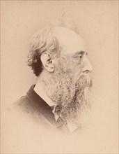 [George Frederick Watts], 1860s.