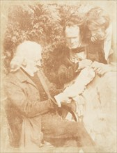 Henning, Handyside Ritchie, & D.O. Hill, R.S.A., 1843-47.