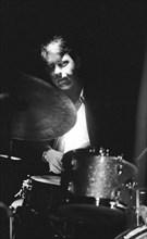 Clark Tracey, Ronnie Scott's Jazz Club, Soho, London, Nov 1989.