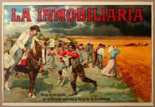 La Inmobilaria, 1900s. Creator: Anonymous.