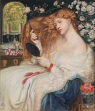 Lady Lilith, 1867. Creators: Dante Gabriel Rossetti, Henry Treffry Dunn.