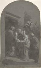 Visitation, 1768-1837. Creator: Domingos Antonio de Sequeira.