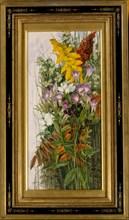 Wildflowers, 1875. Creator: Ellen Robbins.