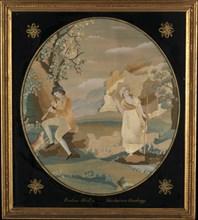 The Shepherdess of the Alps, ca. 1812. Creator: Evelina Hull.