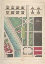 Jardin Public, Champs Elysées, n.d.. Creator: Charles Etienne Pierre Motte.