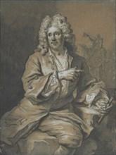 The Sculptor Antoine Coysevox, . Creator: Gilles Allou.