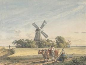 Landscape, 1785. Creator: Jacob Wilhelm Mechau.