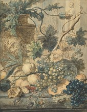 Still Life with Fruit, n.d.. Creator: Jan van Huysum.