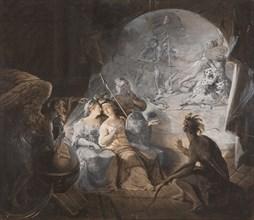 The Tea-Tax-Tempest (The Oracle), 1774. Creator: John Dixon.
