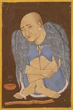 Portrait of a Sufi, first quarter 17th century. Creator: Unknown.