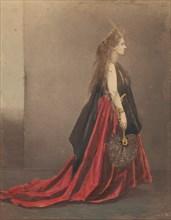 La Reine d'Étrurie, 1863-67., 1863-67. Creator: Pierre-Louis Pierson.