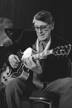 Tal Farlow, The March of Jazz, Clearwater Beach, Florida, 1997.