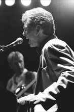 Georgie Fame and the Blue Flames, London, 1993.