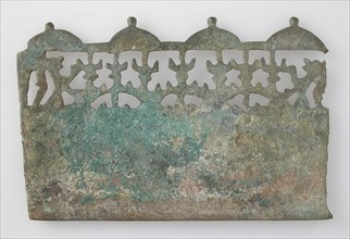 Panel from a Choros (lighting frame), Byzantine, 12th-14th century.