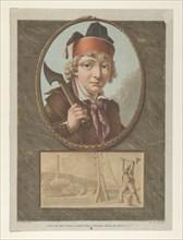 Joseph-Agricol Viala, after Sablet, ca. 1795.