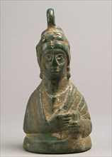 Weight in the Shape of a Byzantine Empress, Byzantine, 5th century.