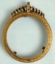 Frame, Medallion, British, 18th century (?).