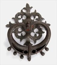 Door Handle, German, 15th century.
