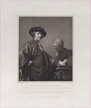 Sir Joshua Reynolds, Knight, 1811.