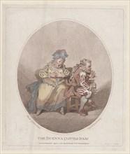 The Duenna & Little Isaac, April 1, 1784.