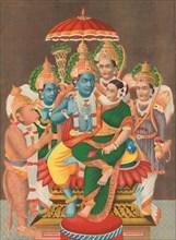 Rampanchayatam (Ram?s assembly), 1878 (?).