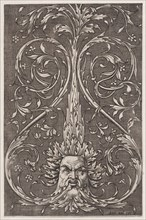 Ornamental Panel, ca. 1514-36.