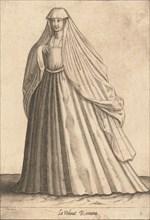 La Vedova Romana, ca. 1580.