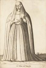 La Vedova ala Baronessa, ca. 1580.