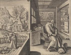 Dolor (Sorrow), ca. 1580-1628?