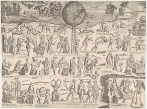 The Cage of Fools (La gabbia de' matti), 1557-63.