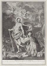Noli me tangere, 1730-39.