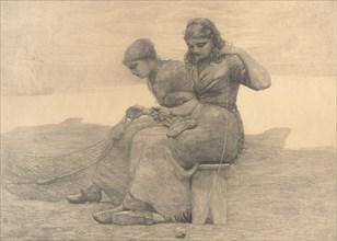 Mending the Tears, 1888.