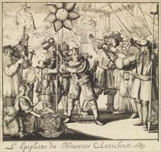 The Epiphany of the New Antichrist (L'Epiphane du Nouveau Antichrist), 1689.