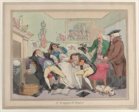 O Tempora, O Mores!, December 1799.