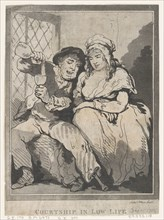 Courtship in Low Life, December 15, 1785.