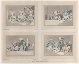 Side Box Sketches, June 5, 1786.