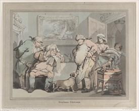 Studious Gluttons, October 1788.