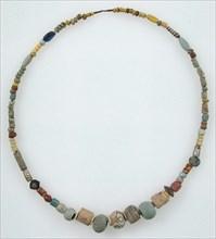 Necklace, Frankish, 5th-7th century.