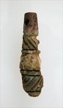 Cylindrical Pendant, Frankish, 6th-7th century.